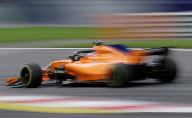 Po 17 sezonah ima Fernando Alonso dovolj. FOTO: Lisi Niesner/Reuters