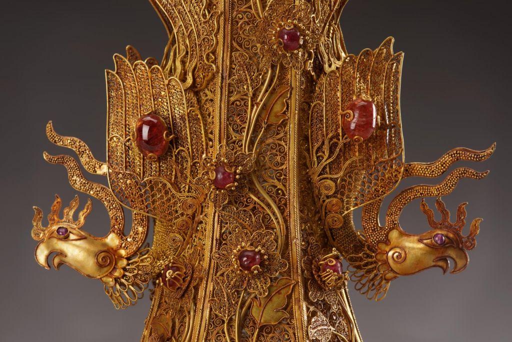 FOTO:Kitajsko zlato, feng šuj in kranjska sivka