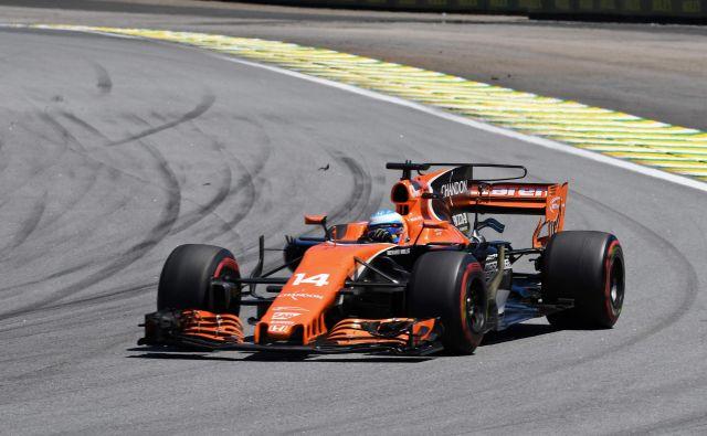 Fernando Alonso bo formuli pomahal v slovo. FOTO: AFP