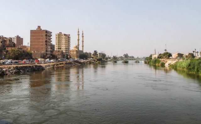 Reka Nil je terjala visok davek. FOTO: AFP