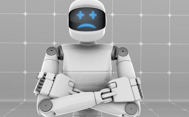 Zaradi zlobnega robota so se na testu odrezali bolje. FOTO: Shutterstock