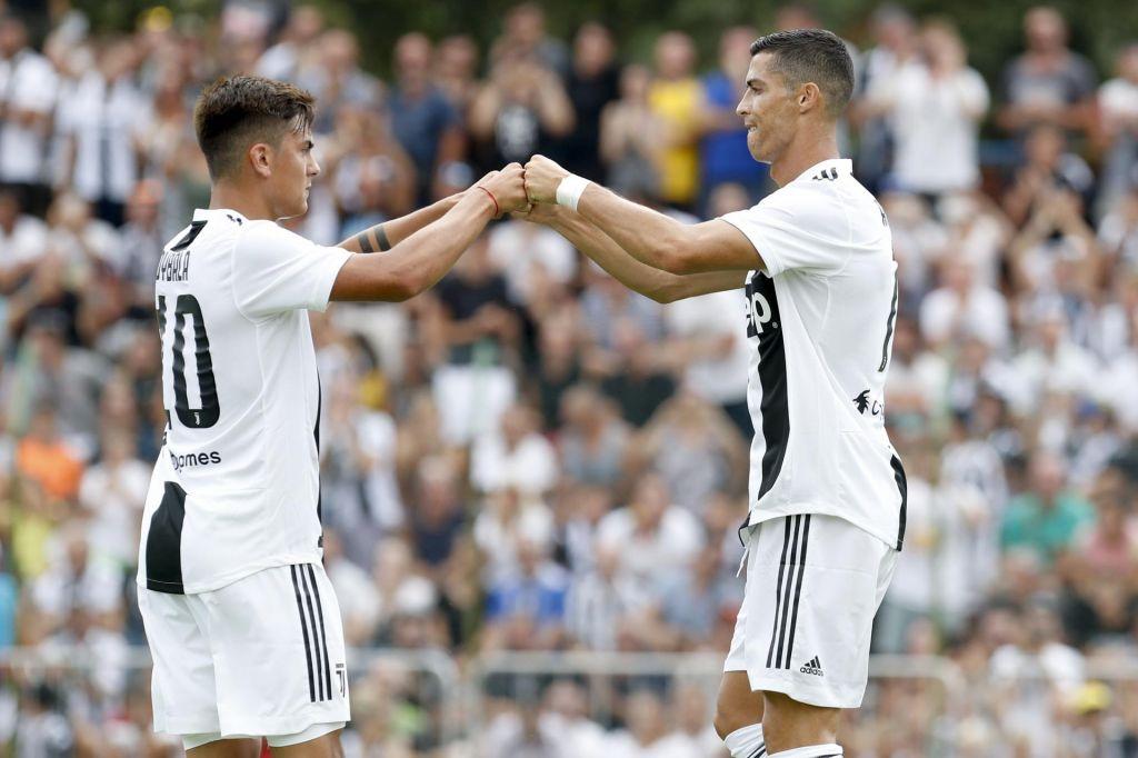 Pod lupo Cristiano Ronaldo in Kavčičev adut Miha Zajc