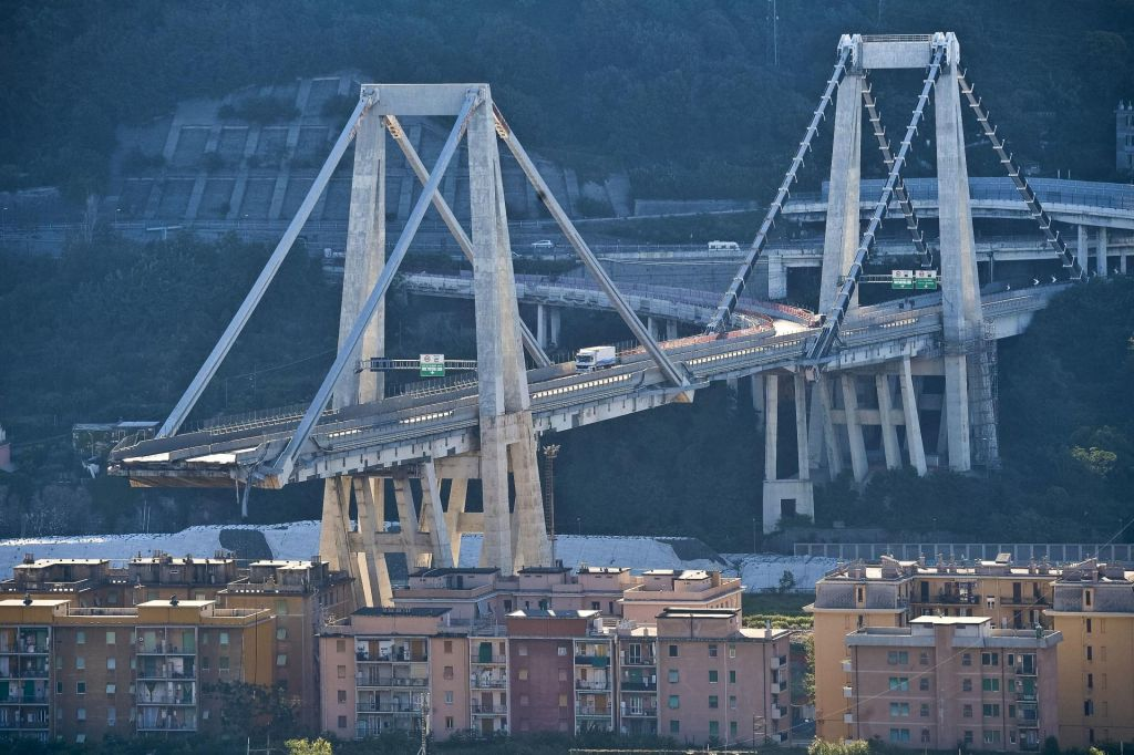 Bolje kot v Italiji, a nekaj mostov bi že lahko zamenjali