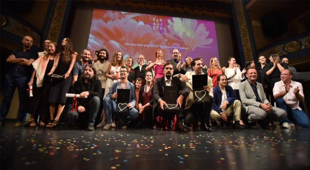 Srce Sarajeva drami o inuitskem paru, ki se sooča s posledicami globalnega ogrevanja
