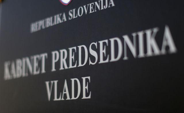 Vlada Republike Slovenije FOTO: Tomi Lombar