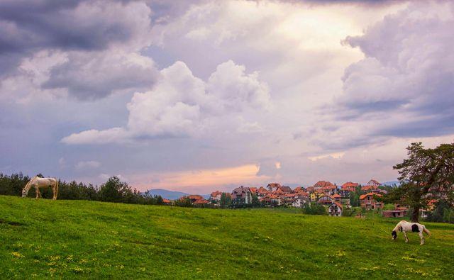 Kamp za urjenje otrokna Zlatiboru so zaprli. FOTO: Shutterstock