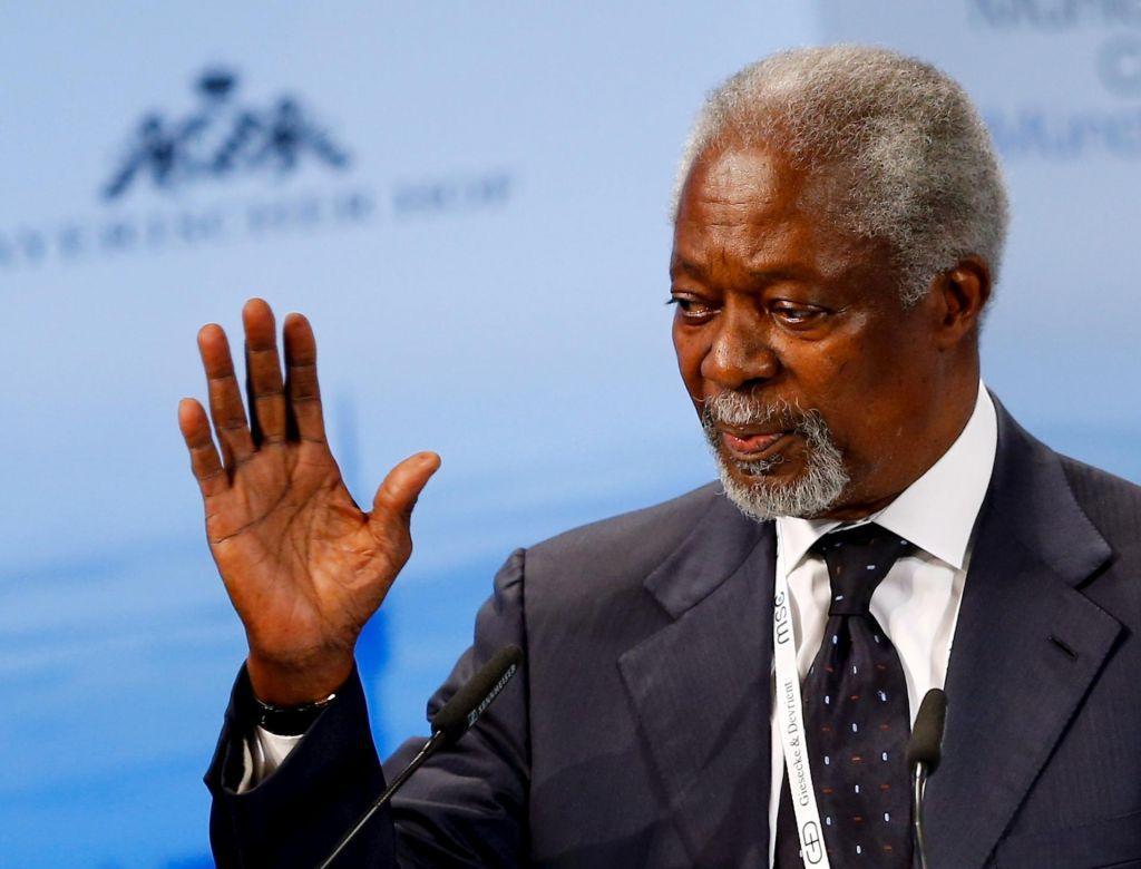 FOTO:Umrl je»sin Gane, ki je čutil posebno dolžnost do Afrike«