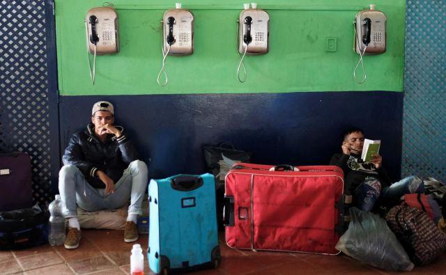 Od leta 2015 je Venezuelo zapustilo 2,3 milijona ljudi. FOTO: Nacho Doce/Reuters