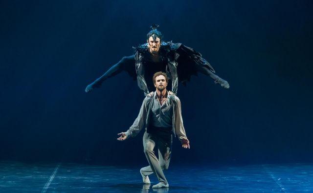 Balet <em>Čajkovski. Pro et Contra </em>v koreografiji Borisa Ejfmana. FOTO: Evgenij Matvejev