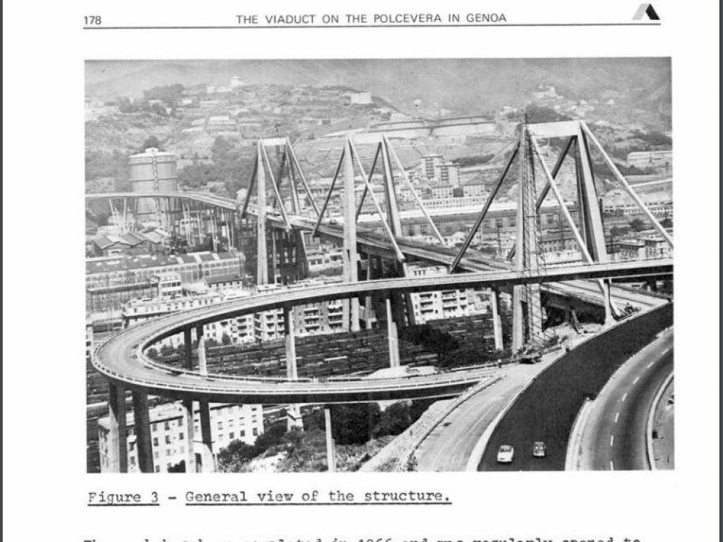 »Oče« zrušenega viadukta že pred 40 leti opozarjal na pomanjkljivosti v konstrukciji