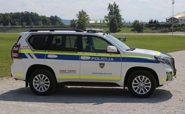 Policija je 25 Toyotinih terenski vozil kupila postopno. FOTO: Tomi Lombar