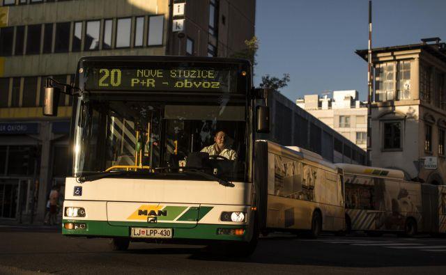 Do sprememb v primerjavi s preteklim letom ni prišlo, so sporočili iz Avtobusne postaje Ljubljana. FOTO: Voranc Vogel / Delo