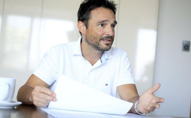 Danilo Ferjančič. FOTO: Roman Šipić