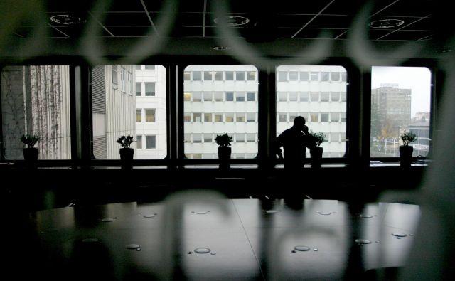 Aktivnejši delavci so razvili tudi manjši občutek stresa, in sicer je bila ta raven zunaj delovnega mesta za 14 odstotkov nižja kot pri preostalih. FOTO: Roman Šipić/Delo
