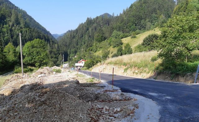 V zaselku Šmelc graditelje čaka osem komunalno opremljenih parcel. FOTO: Arhiv občine