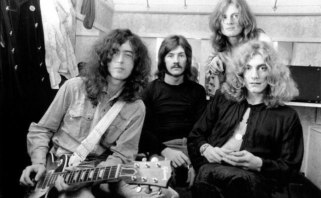Skupino je sestavljala četverica izjemnih glasbenikov, kitarist Jimmy Page, pevec Robert Plant, basist in klaviaturist John Paul Jones in bobnar John Bonham.<br />