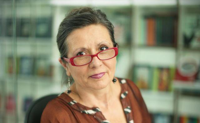 Dr. Vesna V. Godina Foto Jure Eržen/delo