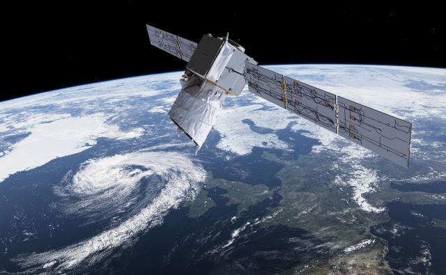 Na satelitu sta teleskop s premerom 1,5 metra ter eden najbolj občutljivih instrumentov v orbiti, Dopplerjev vetrovni lidar. FOTO: Esa