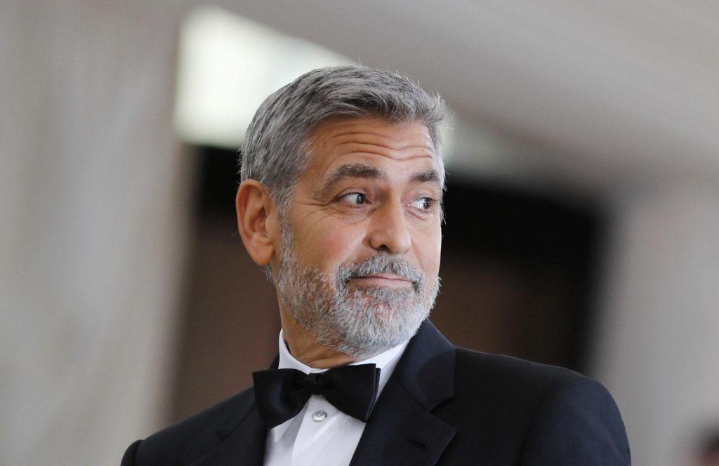 George Clooney je najbolje plačan igralec