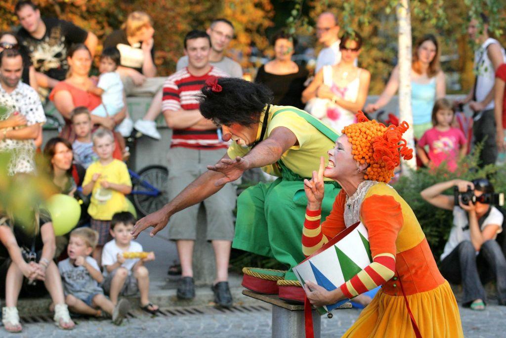 Emonska promenada: Gledališko v Trnovem
