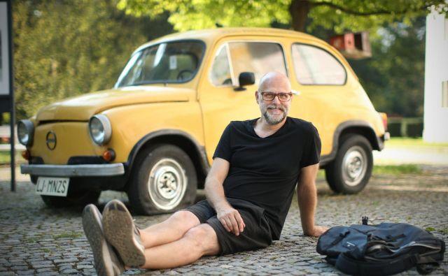 Darren O'Donnell, kanadski režiser FOTO: Jure Eržen/delo