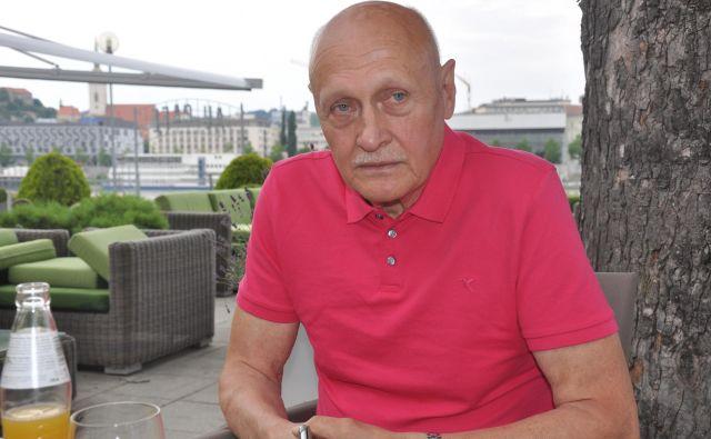 Pavol Dubček FOTO: Branko Soban