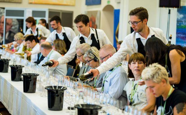 V Vili Vipolže se bodo na strokovnem vinarskem dogodku na najvišji ravni tudi tokrat predstavili najboljši domači vinarji. Foto Zavod TkmŠ Brda
