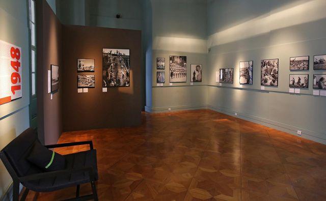 Razstava bo na ogled do 14. oktobra. Foto arhiv muzeja novejše zgodovine