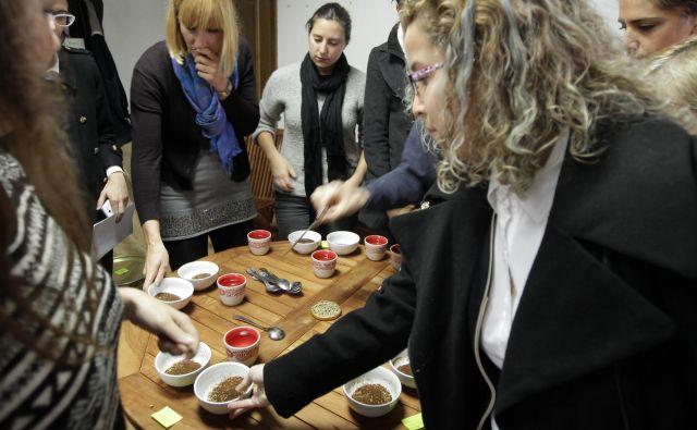 Zadruga Buna podpira etično podjetništvo. FOTO: Ljubo Vukelič/Delo