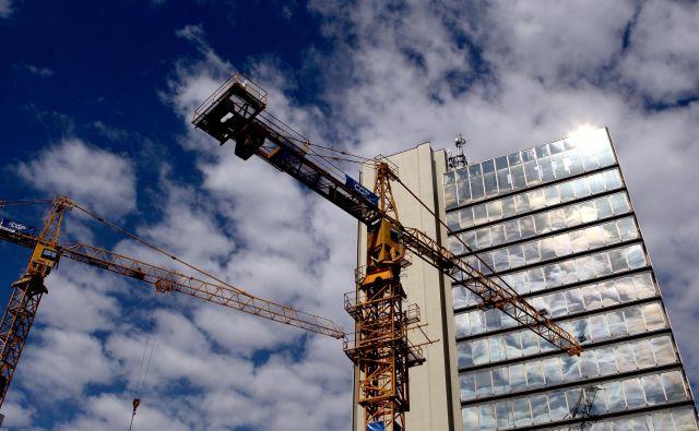 �Novogradenj bo manj. FOTO: Roman Š�ipić/Delo