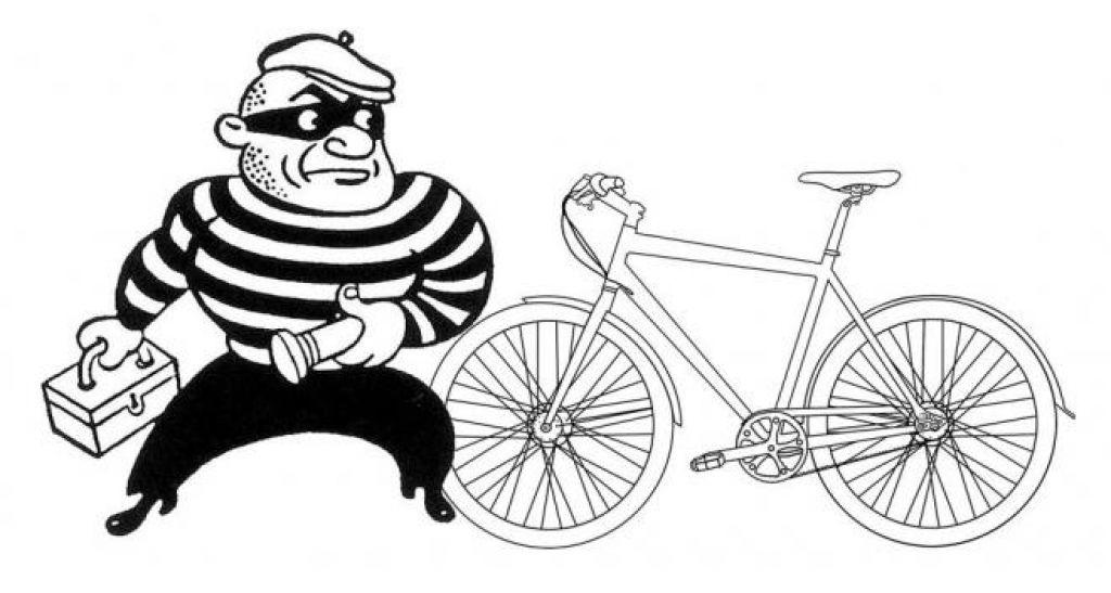 FOTO:Kako zavarovati kolo pred tatovi?