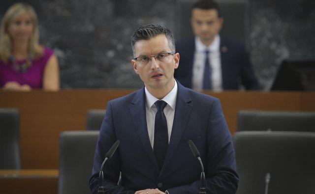 V ponedeljek bo bolj ali manj jasna nova ministrska ekipa bodoče 13. slovenske vlade. FOTO: Jože Suhadolnik