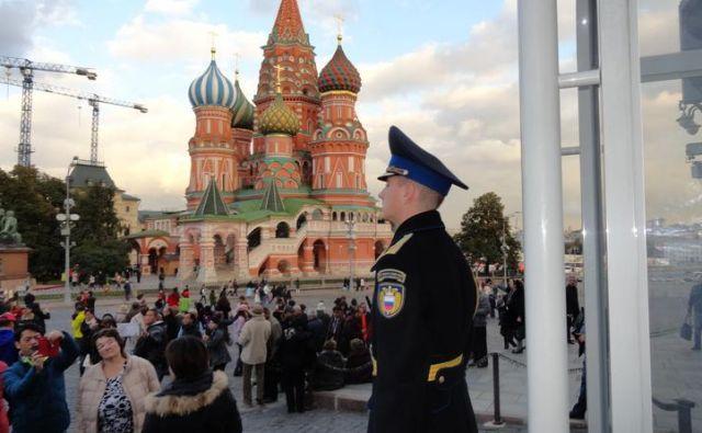 Rusija Foto Albina Podbevšek