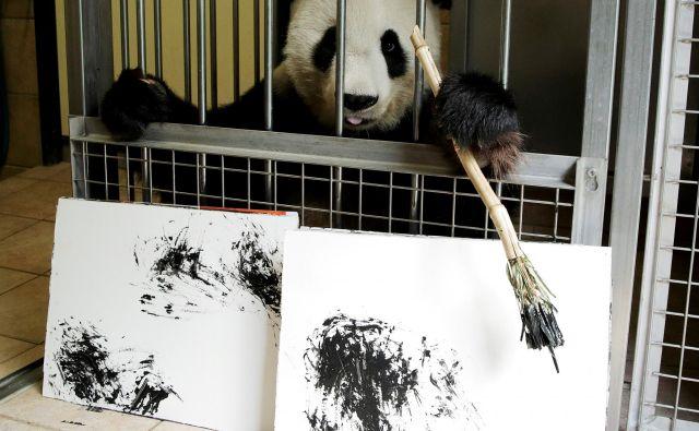 Panda Yang Yang FOTO: Heinz-Peter Bader/Reuters
