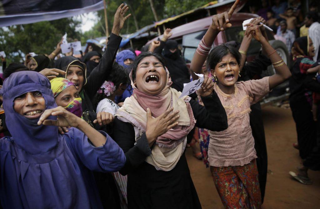 ZN: Mjanmarskim vojaškim vodjem bi morali soditi zaradi genocida