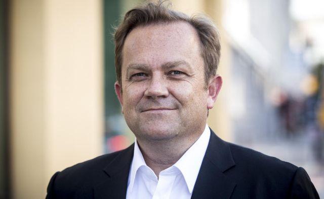 Dejan Prešiček, kandidat za ministra za kulturo. FOTO: Voranc Vogel/Delo