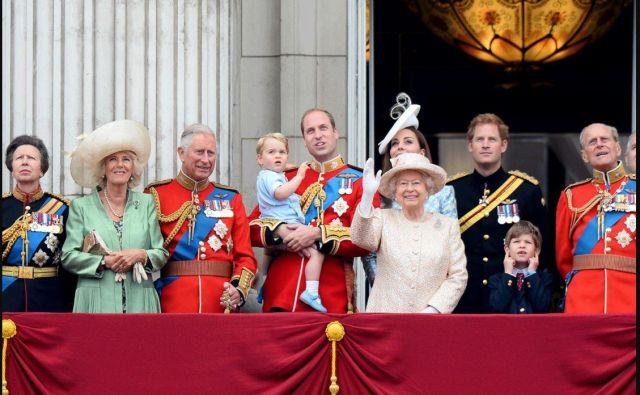 Kraljeva družina Foto Rex