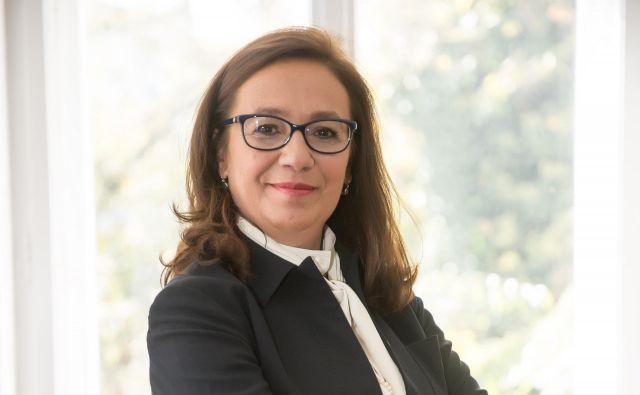 Barbara Štraus Kunaver, odvetnica, odvetniška pisarna Štraus Kunaver Foto Žiga Culiberg