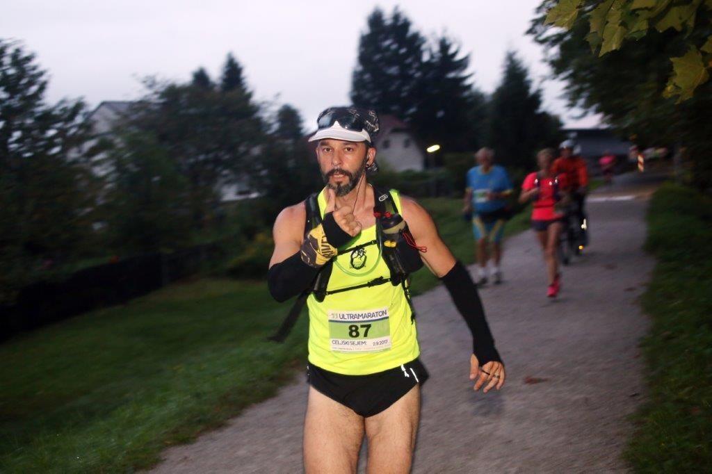 FOTO:Ultramaratonci bodo osvajali Logarsko dolino