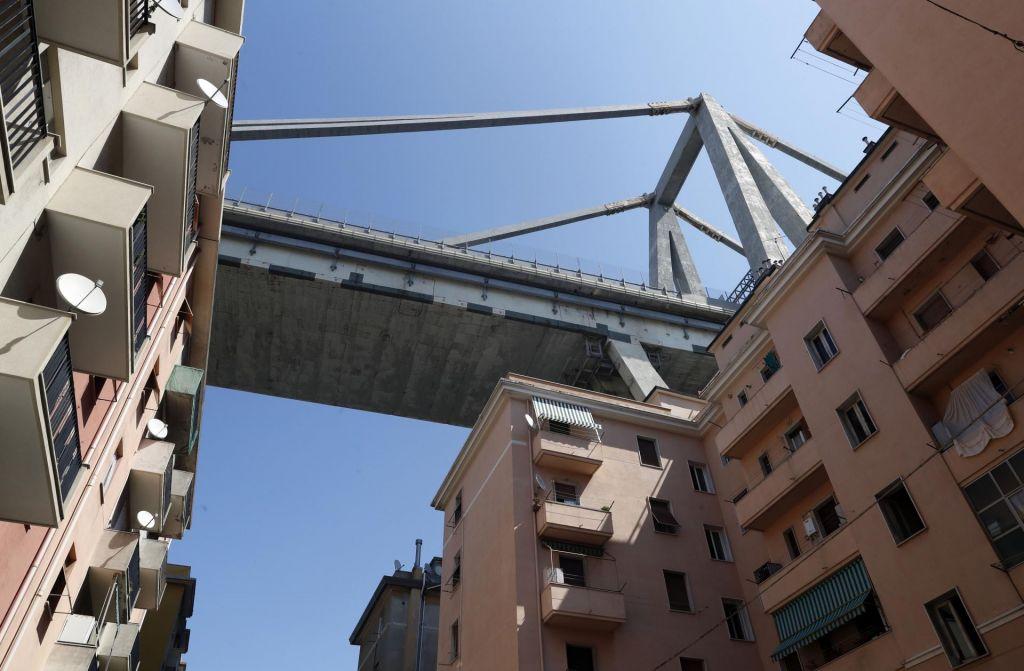 Italijanski arhitekt predstavil načrt za nov viadukt