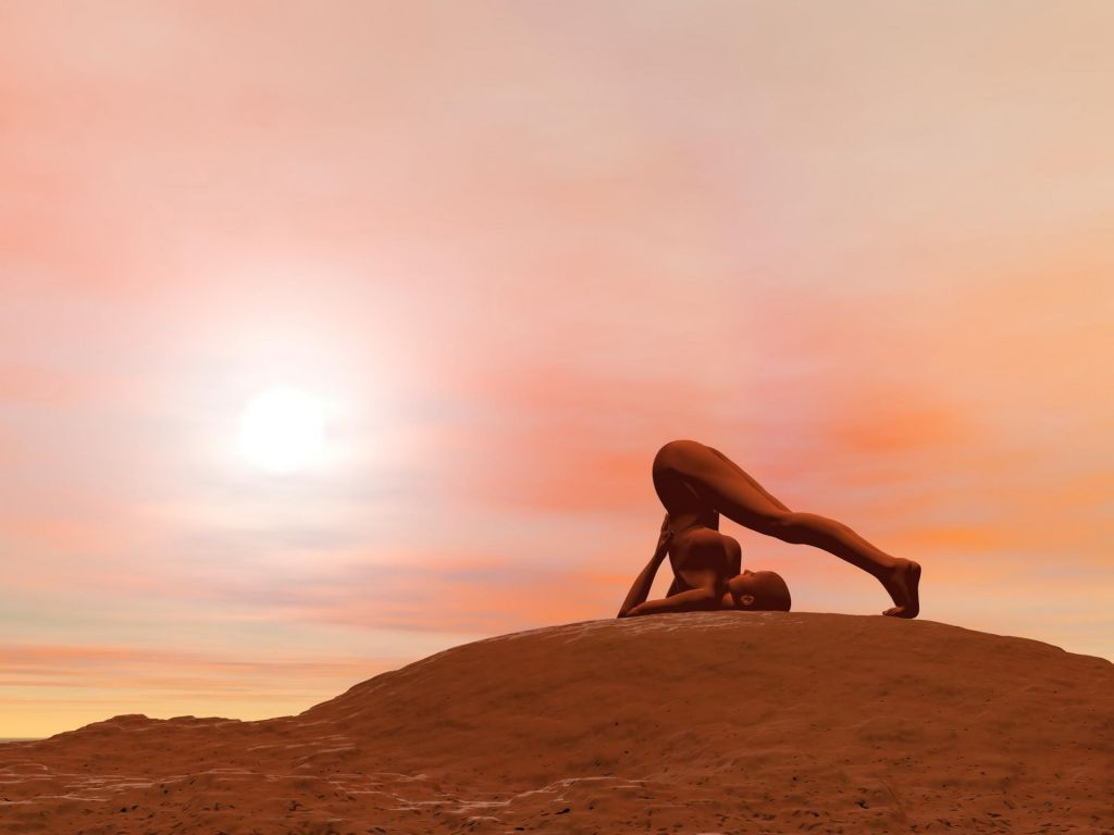 Joga za energijo in navdih: Pozdrav soncu