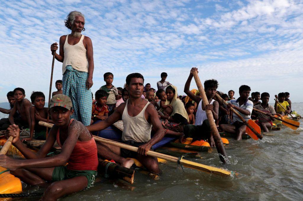 FOTO:Oblasti v Mjanmaru zavračajo obtožbe Združenih narodov