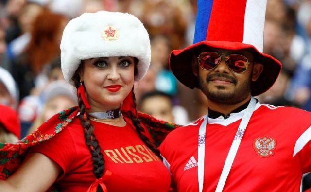 Okoli 2,4 milijona ruskih žensk je v sredo osrečil ruski predsednik, so izračunali v ruskih medijih. FOTO: Reuters