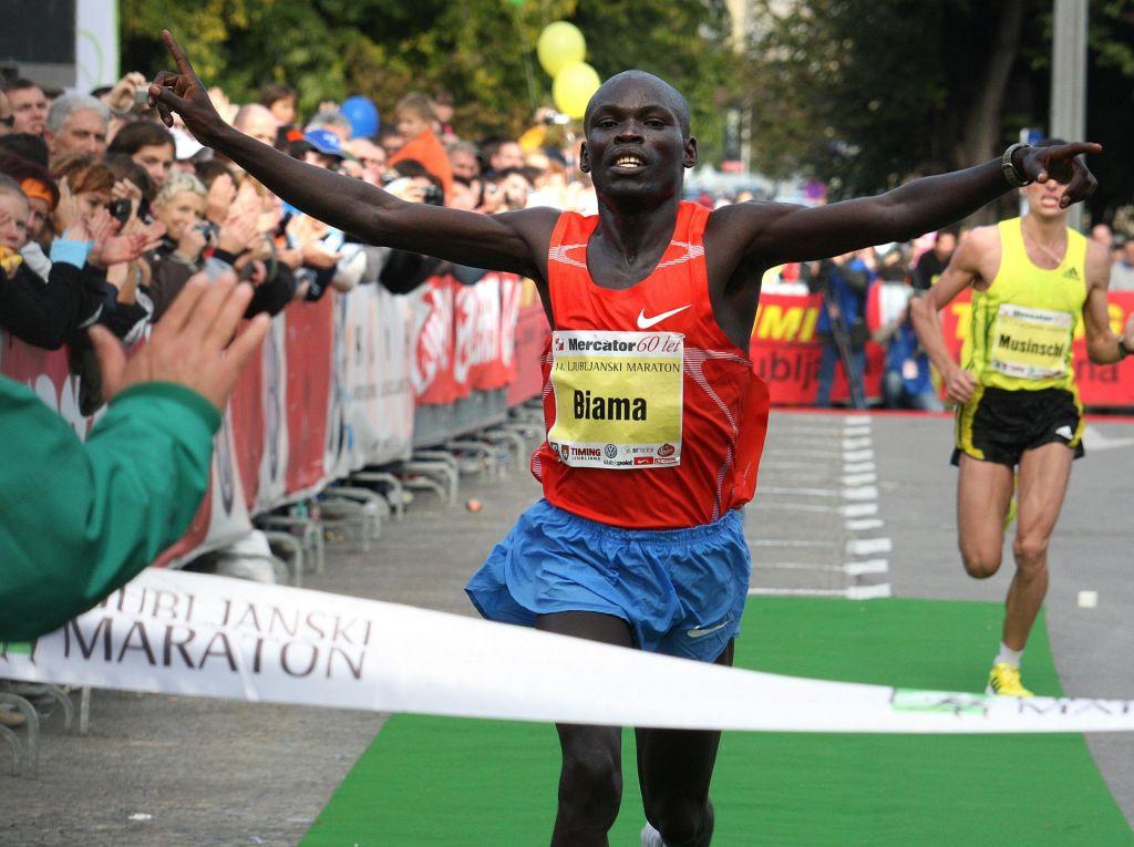 Hitri »polži« ali maratonci tečejo presenetljivo hitro