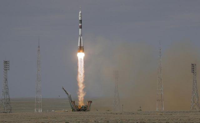 Raketa sojuz. FOTO: Dmitri Lovetsky/AP