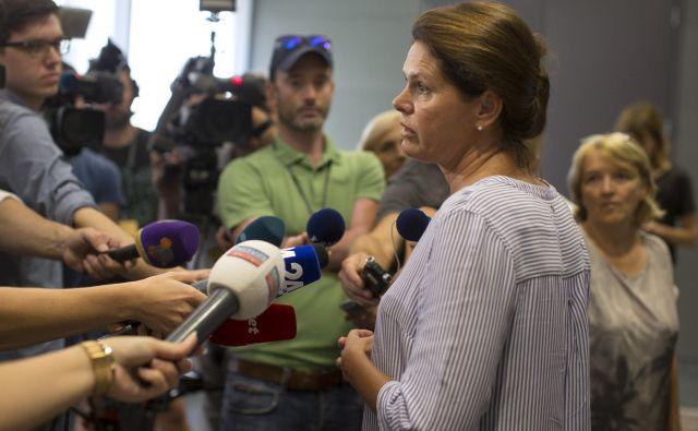 Alenka Bratušek bo upravljala energetiko in promet. FOTO: Voranc Vogel/Delo
