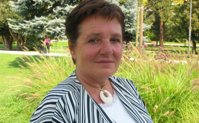 Nasta Doberlet Bučalič, sociologinja na GESŠ. FOTO: Polona Malovrh