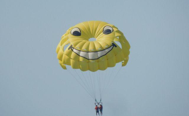 Smeh je pol zdravja – in pol varnosti. FOTO: Grega Kališnik