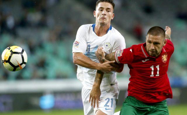 Slovenska reprezentanca pogreša mojstre s srčnostjo neustrašnih bojevnikov. Foto Roman Šipić/Delo