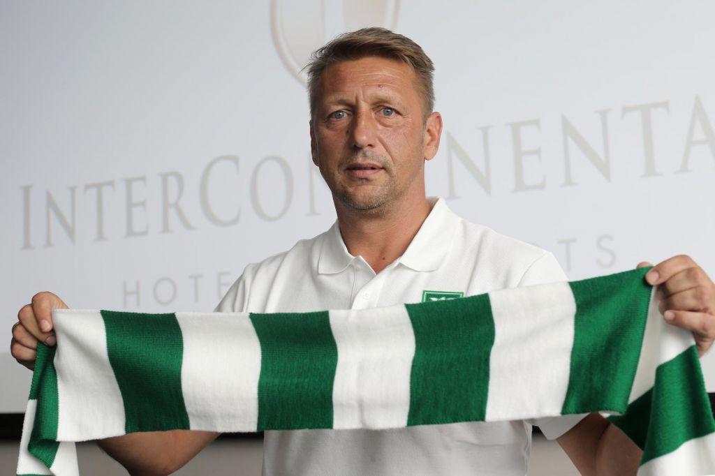Zoran Barišić tudi uradno na Olimpijini klopi